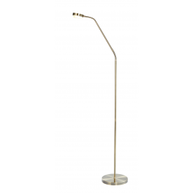 Adonis - LED Floor Stand Lamp - Antique
