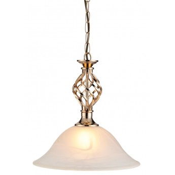 Classic Pendent - French Gold