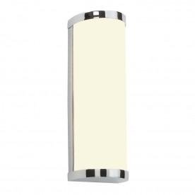 Ice 2lt wall IP44 28W - chrome plate