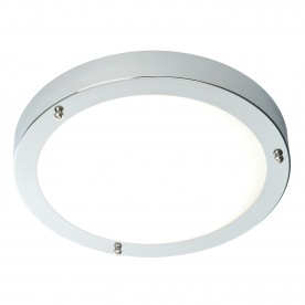 Portico flush IP44 60W - chrome plate