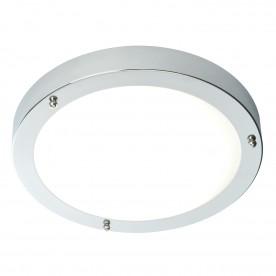 Portico flush IP44 60W - chrome plate