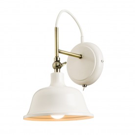 Laughton 1lt wall 40W SW - country cream
