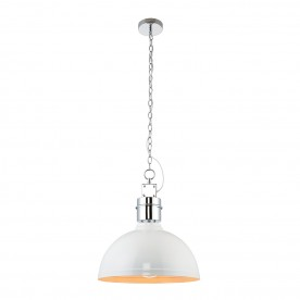 Collingham 1lt pendant 40W - gloss white