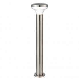 Roko bollard IP44 3.5W cool white floor - marine grade brushed stainless steel