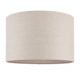 Obi 16 inch shade - natural linen