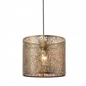Secret garden 300mm non electric 60W pendant - antique brass