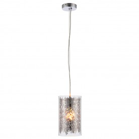Lacy 1lt pendant 40W - clear glass