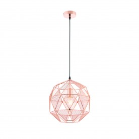 Armour 1lt pendant 60W - copper plate