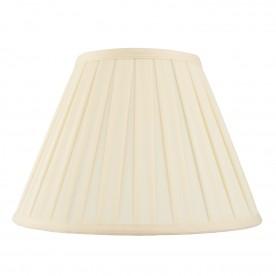 Carla 12 inch shade - cream cotton mix