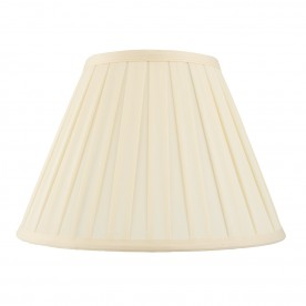 Carla 14 inch shade - cream cotton mix