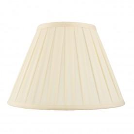 Carla 14 inch shade - cream cotton mix