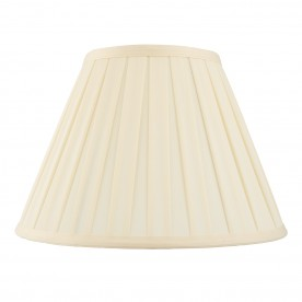 Carla 16 inch shade - cream cotton mix