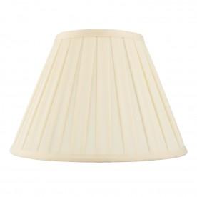 Carla 16 inch shade - cream cotton mix