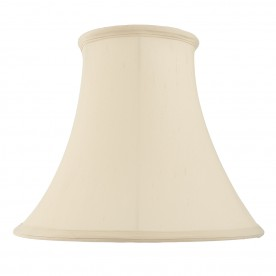 Carrie 16 inch shade - cream cotton mix