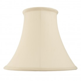 Carrie 18 inch shade - cream cotton mix