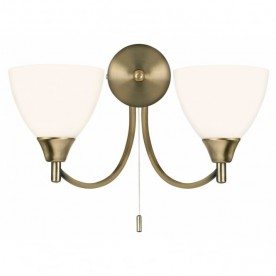 Dewberry 2 Light - Antique