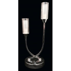 Canarina Table Lamp - Chrome