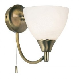 Dewberry 1 Light - Antique