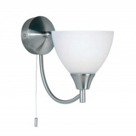 Dewberry 1 Light - Satin Nickel