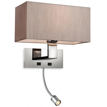 Maxim Wall LED - Antique - With Shade