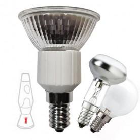 Mathmos - Silver Base - E14 Replacement Lamp