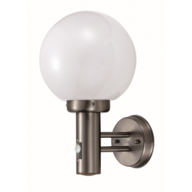 Delta Outdoor PIR Wall Light