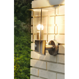 Gimli PIR Outdoor Wall Light