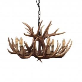 Deer 6 Light  Ceiling Light