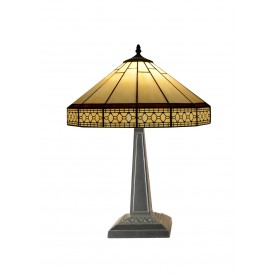 "Hartford Tiffany 16"" Table Lamp"