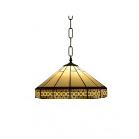 "Hartford Tiffany 16"" Pendant"