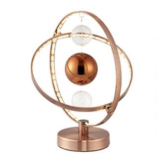 Pluto Lamp - Copper