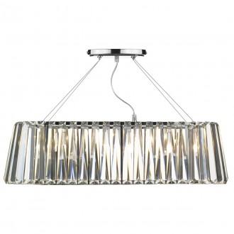 Cecilia 3 Light - Oval Linear - Pendant Bar