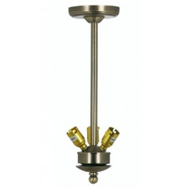 Semi Flush Fitting - 300mm