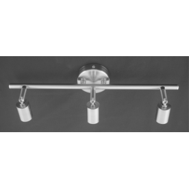 Austin Bar 3 Light - Satin Nickel