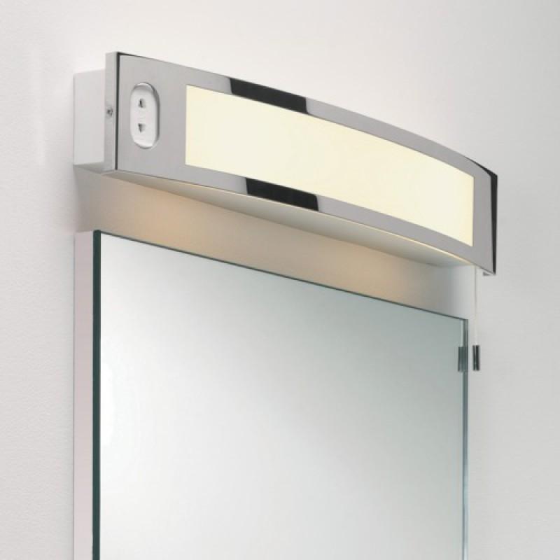 Seville Shaver bathroom wall-light