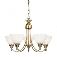 Rimini 5 - Antique Brass