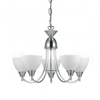 Rimini 5 - Satin Chrome