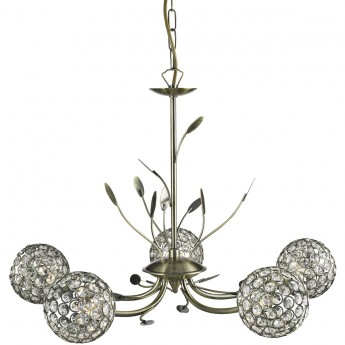 Faro 5 Light - Antique