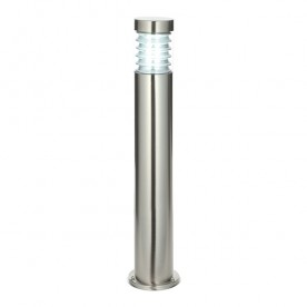 Equinox bollard IP44 23W floor - marine grade brushed stainless steel