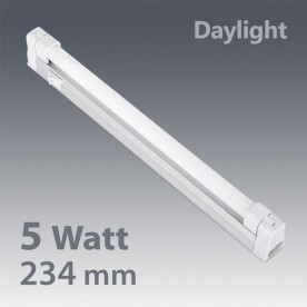 Undercupboard Light - T5 5w 234mm - Warm White