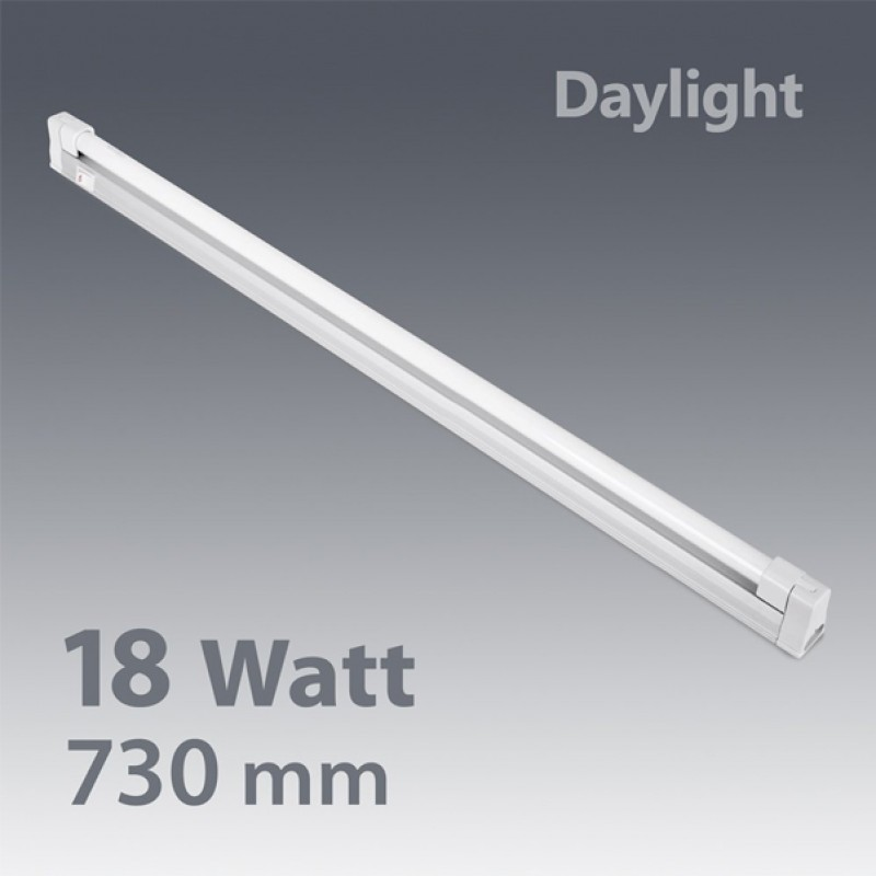 Undercupboard Light - T5 18w 730mm - Cool White
