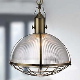 Ember 1 Light - Antique Brass