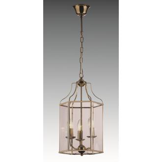 Hexagonal Lantern - Antique