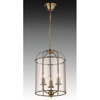 Round Lantern - Antique
