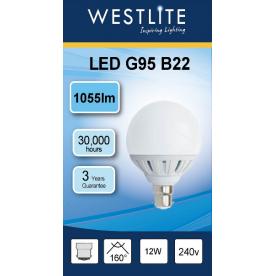 WESTLITE Decor G95 B22