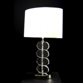 Karvina Crystal Lamp - Large