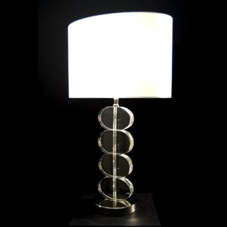Karvina Crystal Lamp - Small