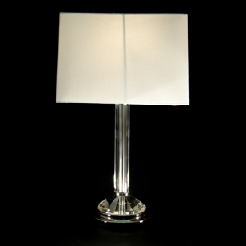Liberec Crystal Lamp - Clear