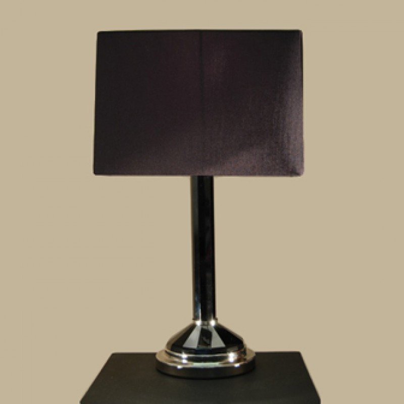 Liberec Crystal Lamp - Black