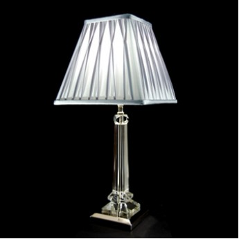 Opava Small Lamp - Crystal